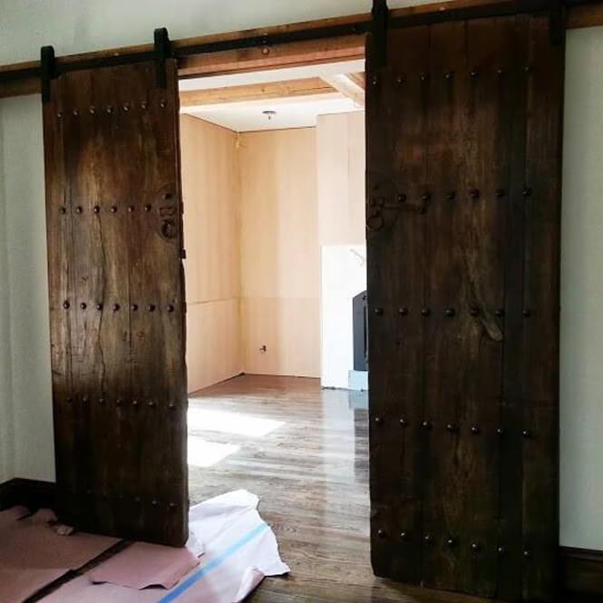 Open Barn Door your barn door is open - ferrill construction | custom homes