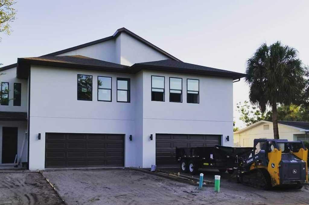 new build homes houston