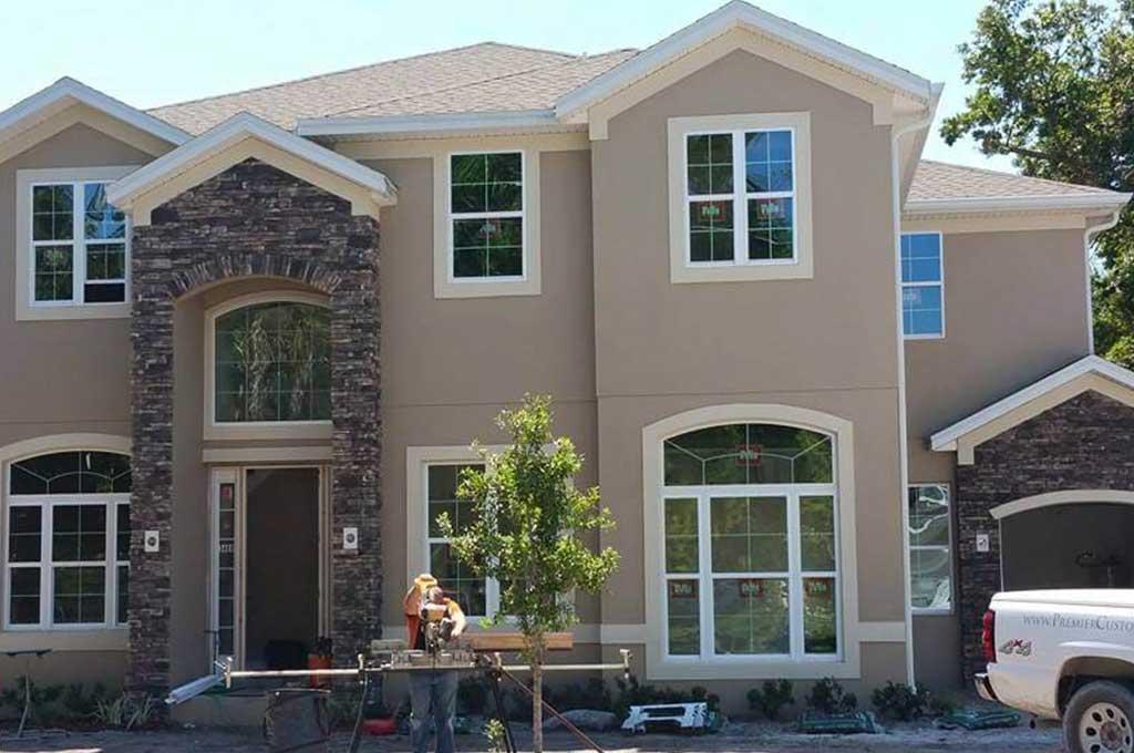 build green homes